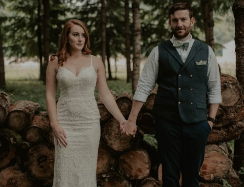 TJ & Danielle – Married in Monroe